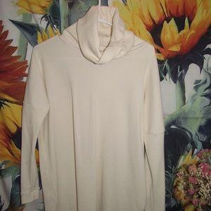 Cream Lulu's Sweaterdress